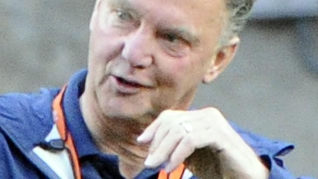 Louis van Gaal hekelt Voetbal International