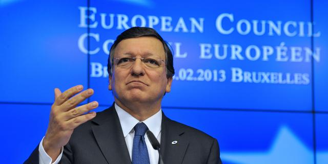 'Barroso schond gedragscode Brussel niet door nieuwe baan Goldman Sachs'