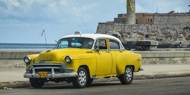 Cuba trekt recordaantal toeristen