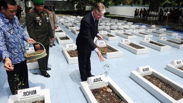 Excuses Nederland voor executies Indonesië