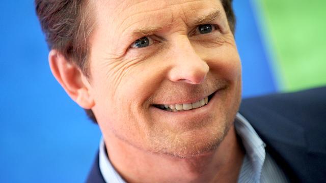 Michael J. Fox Show van de buis