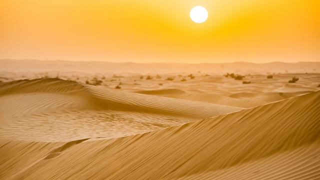 Eerste mensen verlieten Afrika mogelijk door afgekoeld klimaat