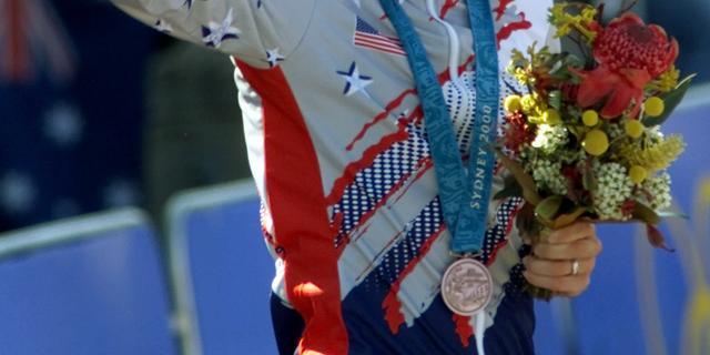 Armstrong levert bronzen medaille in