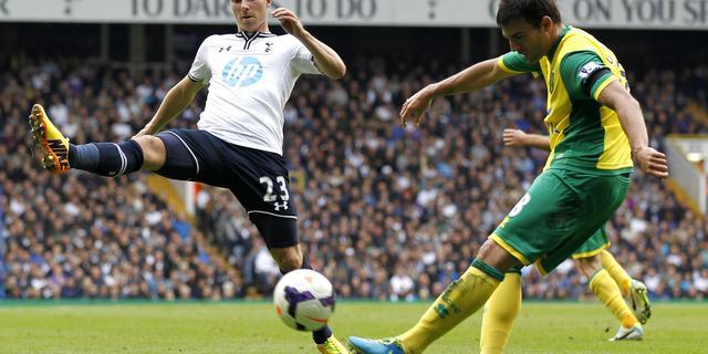 Eriksen gelooft nog in titel met Tottenham Hotspur