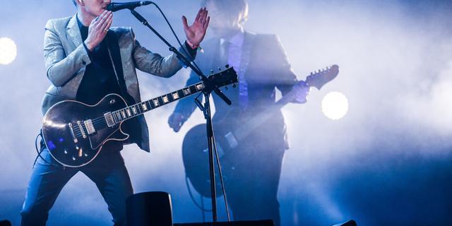 Arctic Monkeys gaan optreden in Londens park