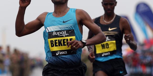 Bekele maakt marathondebuut in Parijs