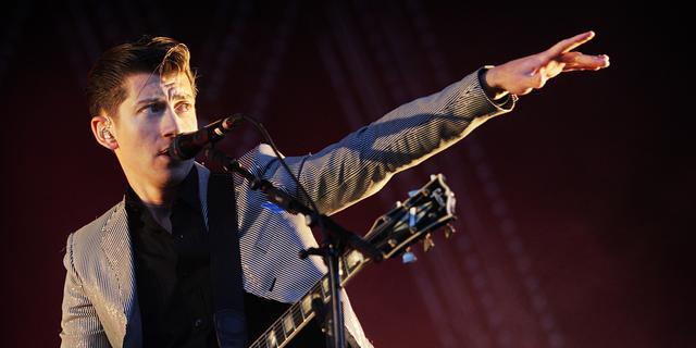 Arctic Monkeys evenaart hitsucces The Prodigy en Keane