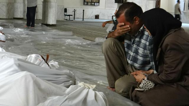 'Zeker elfduizend kinderen gedood in Syrië'