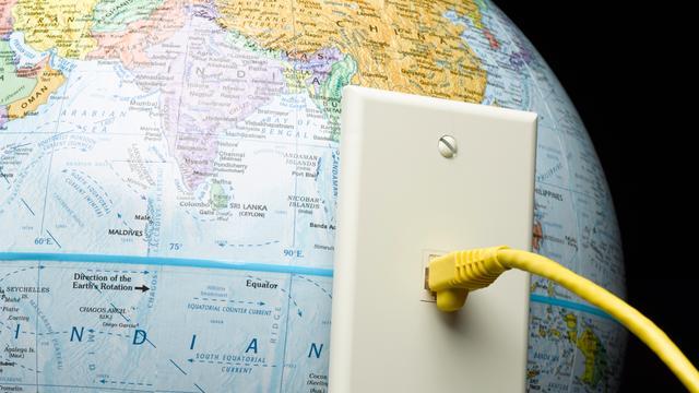 'Nederland bij top vijf landen met snelste internet'