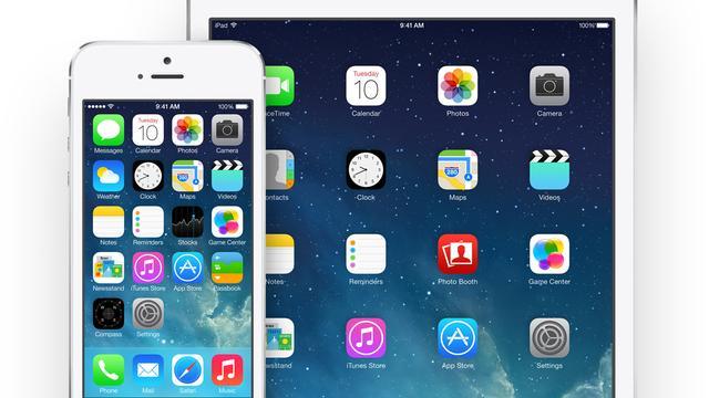 Update iOS 7 lost bug toegangsscherm op