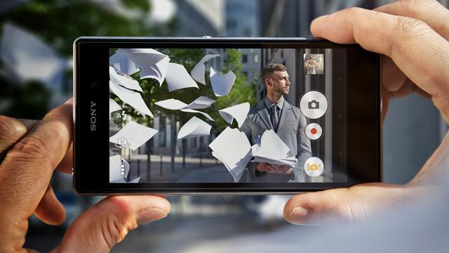 Review: Xperia Z1 veel meer dan opfrisbeurt