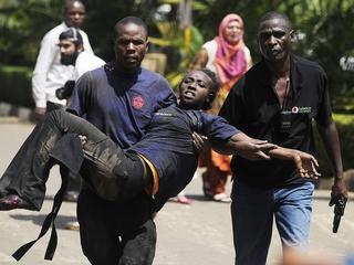 Gijzeling Nairobi