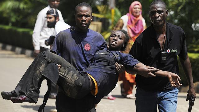 'Nederlander onder aanvallers winkelcentrum Nairobi'