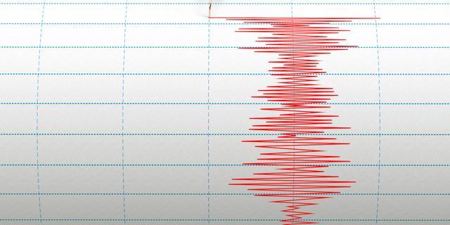 Krachtige aardbeving voor kust van Californië