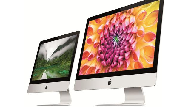 'Apple presenteert in oktober 21,5 inch iMac met 4K-scherm'