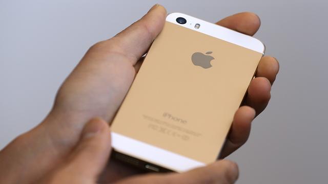 Accuproblemen bij 'beperkt aantal' iPhone 5S-exemplaren