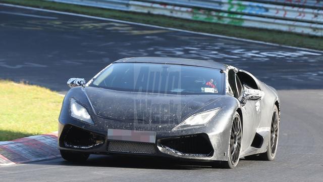 Opvolger Lamborghini Gallardo gaat Huracán heten
