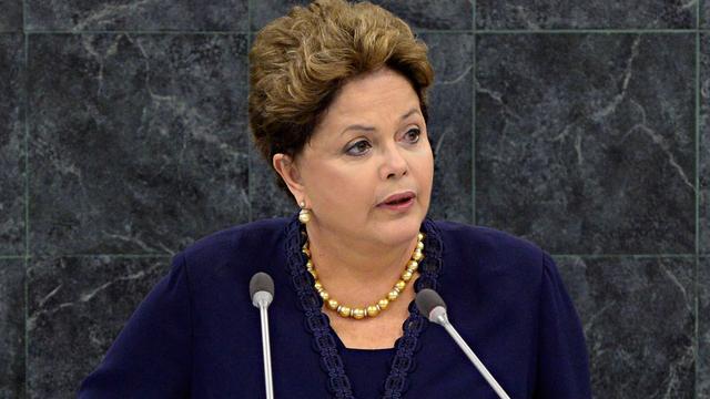 Braziliaanse Senaat stemt voor afzetting geschorste president Rousseff