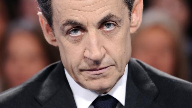Corruptie-onderzoek naar Sarkozy stopgezet