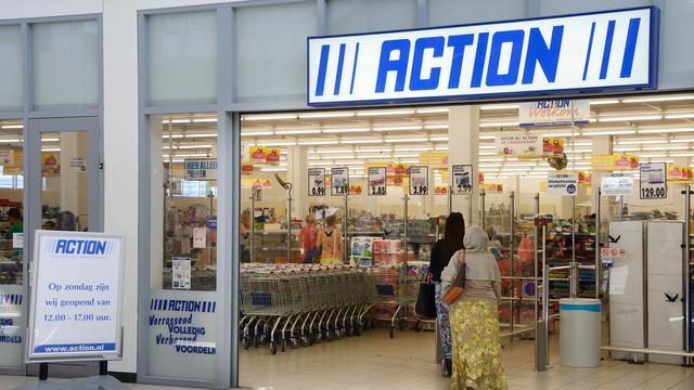Winkelketen Action blijft flink groeien