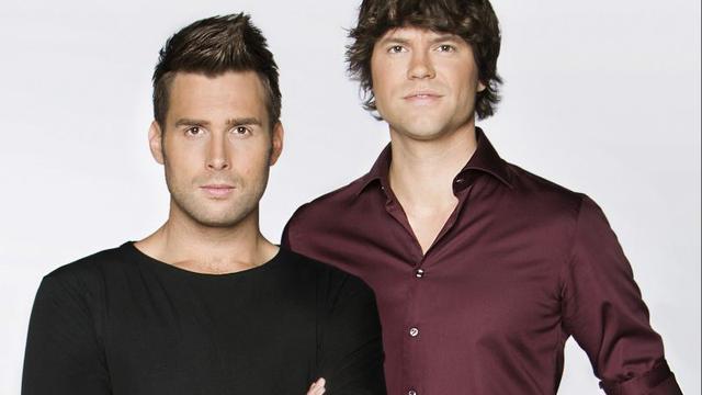 Nick & Simon staan recordtijd in Album Top 100