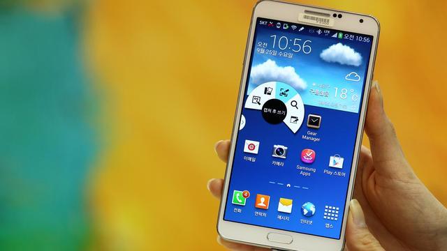Samsung verkoopt veertig miljoen Galaxy Notes