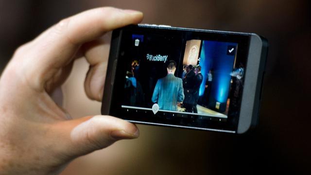 Blackberry OS krijgt binnenkort flinke update