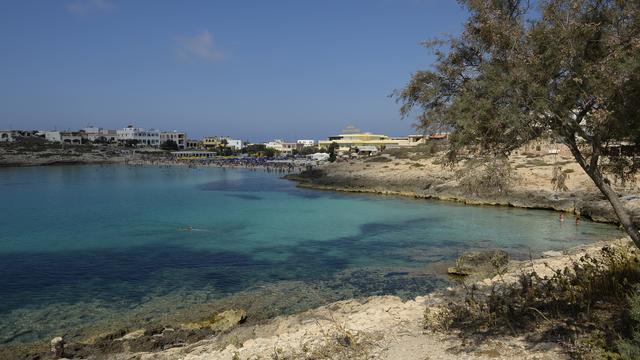 Honderden asielzoekers aangekomen op Lampedusa