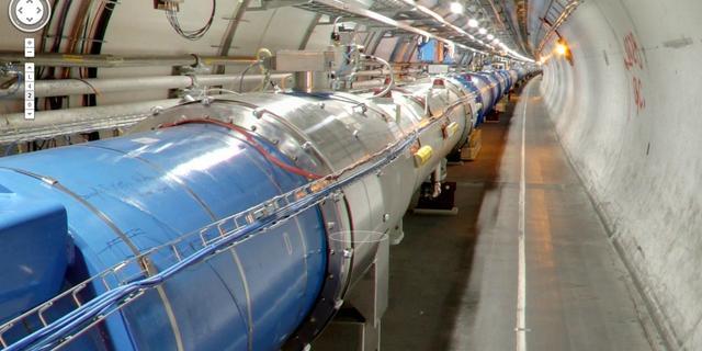 Deeltjesversneller LHC verbreekt energierecord met zware deeltjes