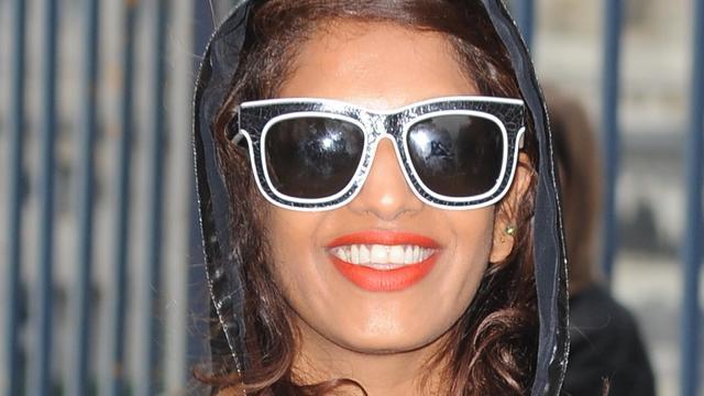 Versace werkt samen M.I.A.