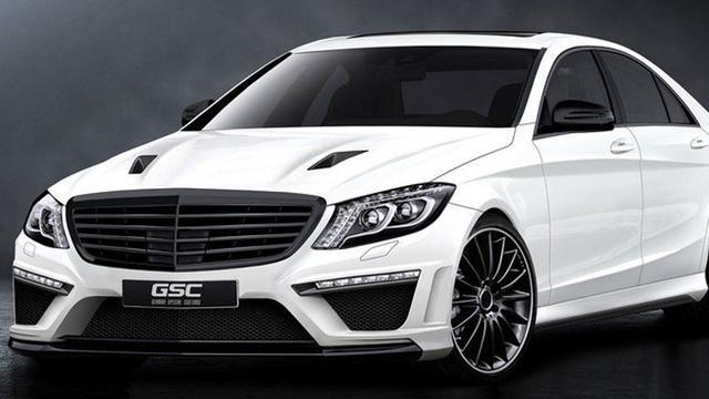 GSC voert Mercedes S-klasse op tot 850 pk