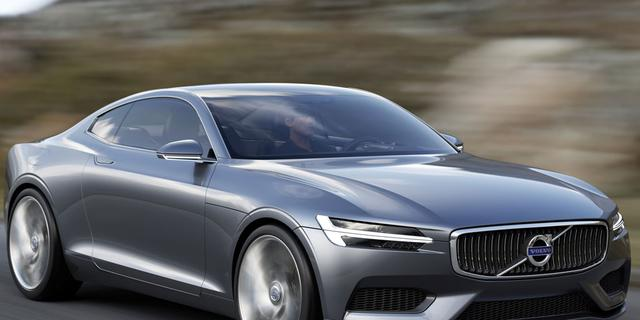 Volvo Coupé komt pas na volumemodellen