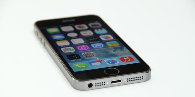 'Apple werkt aan roze iPhone 5se'