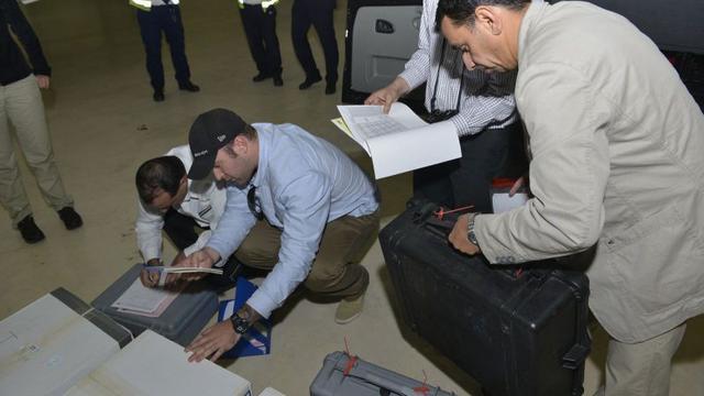 'Inspecteurs OPCW naar 50 locaties in Syrië'