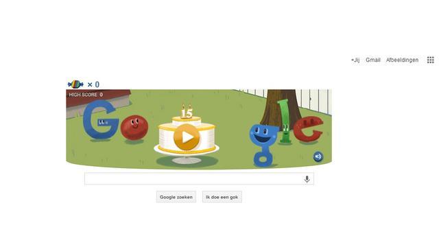 Google bestaat 15 jaar: de hoogte- en dieptepunten