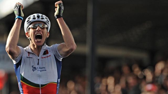 Rui Costa verrast Spanjaarden bij WK wielrennen