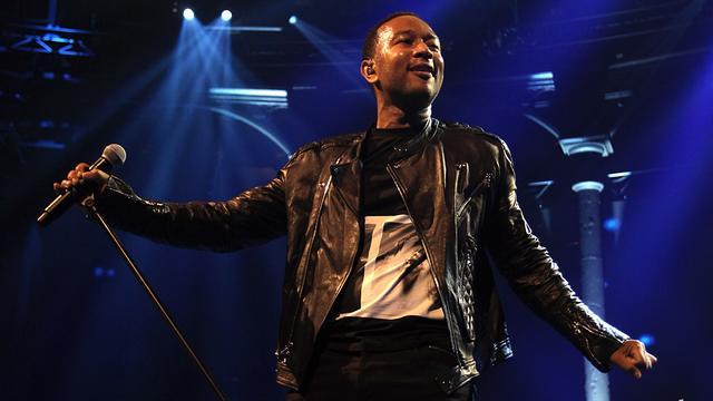 John Legend gaat serie over slavernij produceren