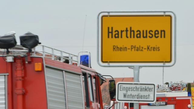 Inwoners Duits dorp naar huis na gasexplosie