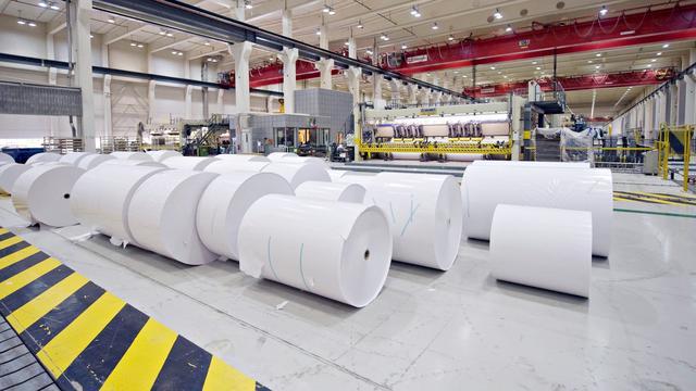 Sluiting dreigt voor Nijmeegse papierfabriek
