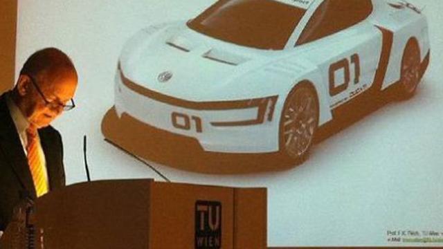Volkswagen ontwikkelt XL Sport op basis XL1