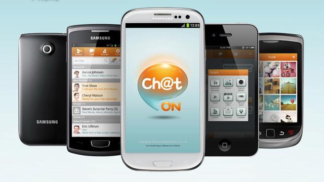 Samsung sluit eigen Whatsapp-concurrent Chaton