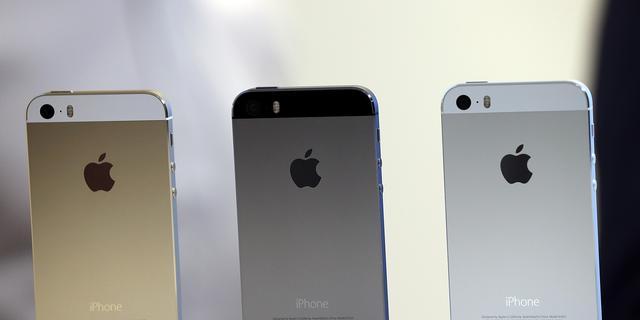Review: iPhone 5S kijkt vooruit