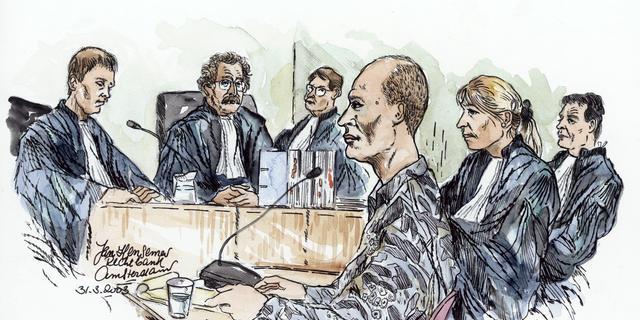 Volkert van der G. heeft eerste proefverlof gehad