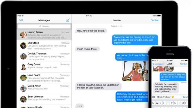 'Apple moet iMessage in zijn geheel vervangen'