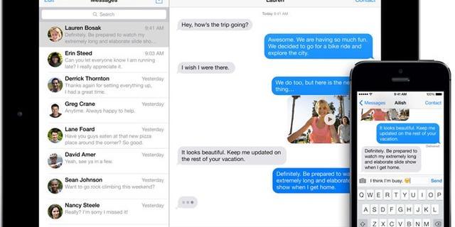 Apple voegt tweestapsverificatie in voor iMessage en Facetime