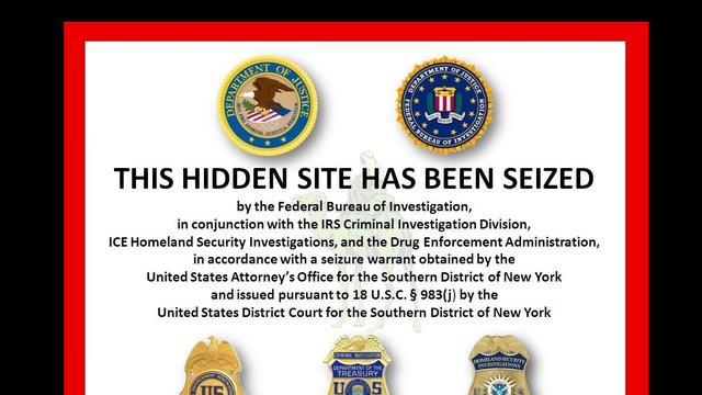 Acht jaar cel voor beheerder drugsmarktplaats Silk Road