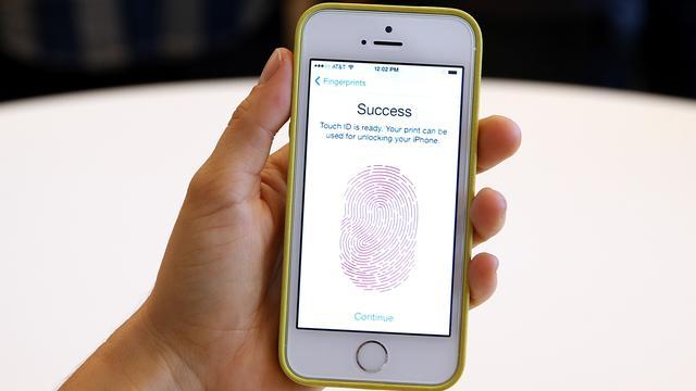 'Mastercard wil vingerafdruk als standaard beveiliging'