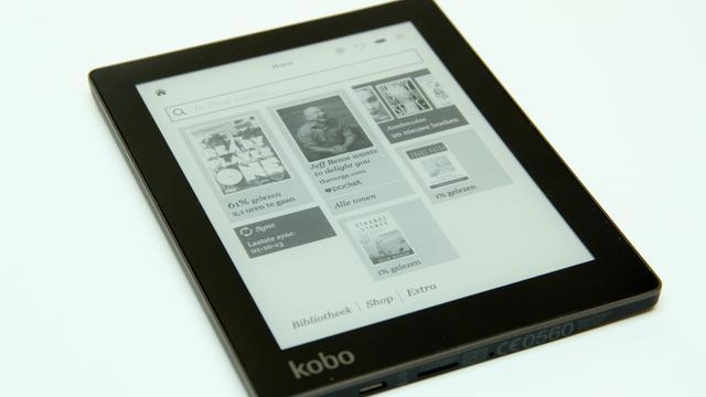 Review: Kobo Aura is compacte en fragiele e-reader | NU - Het ...