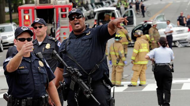 'Vrouw die bij Capitool werd neergeschoten was schizofreen'