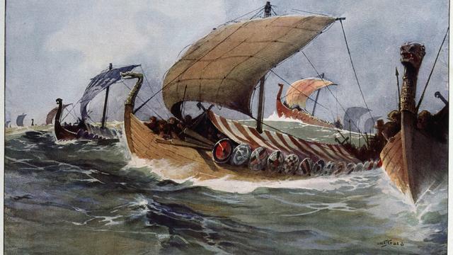 Genetisch onderzoek bewijst: niet alle Vikingen waren blonde Scandinaviërs